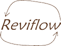 Opens reviflow website in a new window